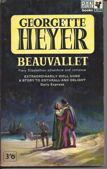Image for Beauvallet
