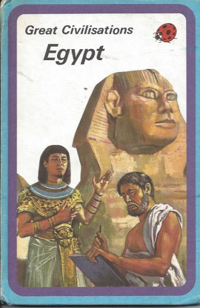 Image for Great Civilisations - Egypt