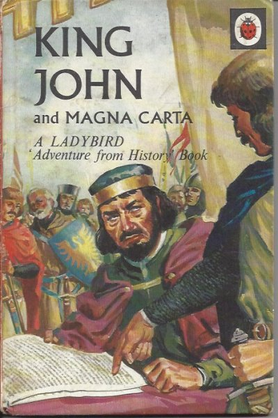 Image for King John and Magna Carta.