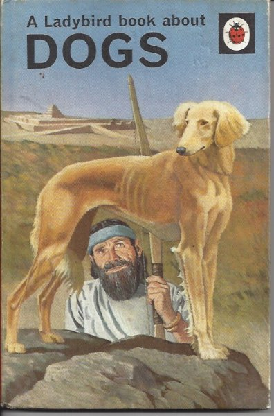 Image for A Ladybird Book about Dogs