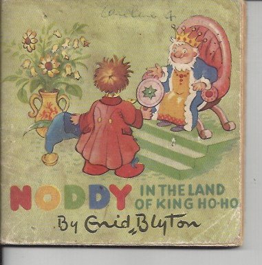 Image for Noddy in the Land of King Ho-Ho - 'noddy Castle Book No. 3'