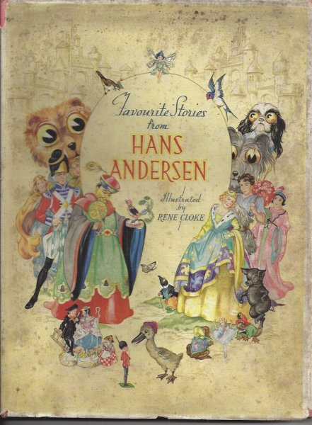 Image for Favourite Stories from Hans Andersen With an Introduction on the Life of Hans Christian Andersen by Roger Lancelyn Green