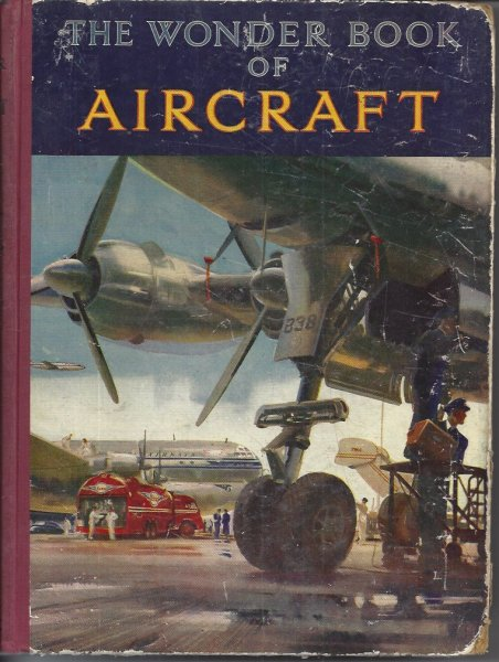 Image for The Wonder Book of Aircraft