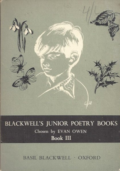 Image for Blackwell's Junior Poetry Book III