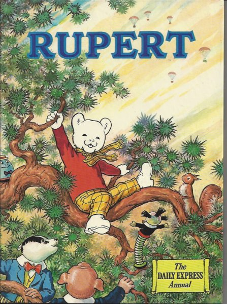 Image for Rupert Annual 1973 - the Daily Express Annual