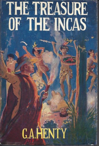 Image for The Treasure of the Incas A Story of Adventure in Peru