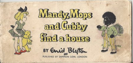 Image for Mandy, Mops and Cubby Find a House