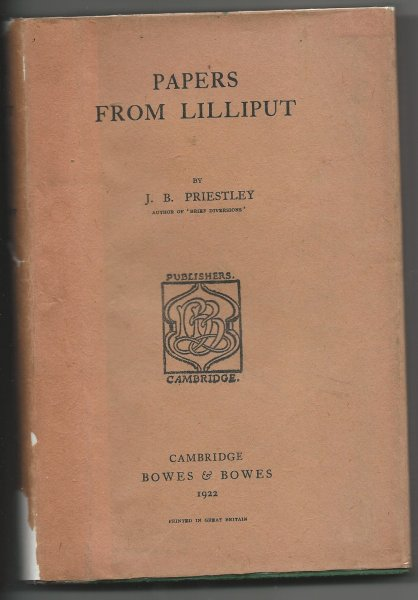 Image for Papers from Lilliput