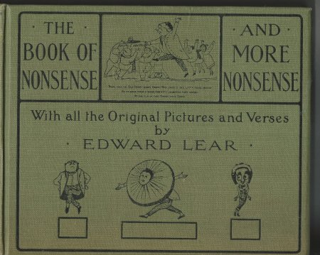 Image for The Book of Nonsense to Which is Added More Nonsense With all the Original Pictures and Verses