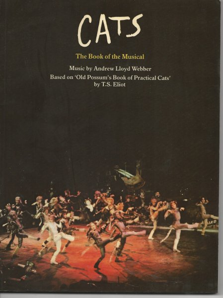 Image for Cats - the Book of the Musical