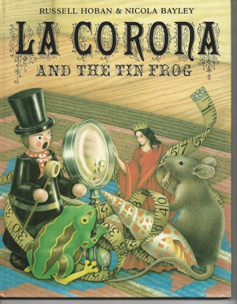 Image for La Corona and the Tin Frog
