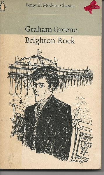 Image for Brighton Rock Penguin Modern Classic