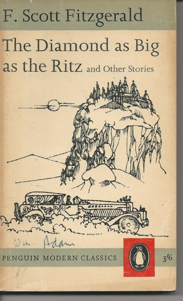 Image for The Diamond As Big As the Ritz And Other Stories