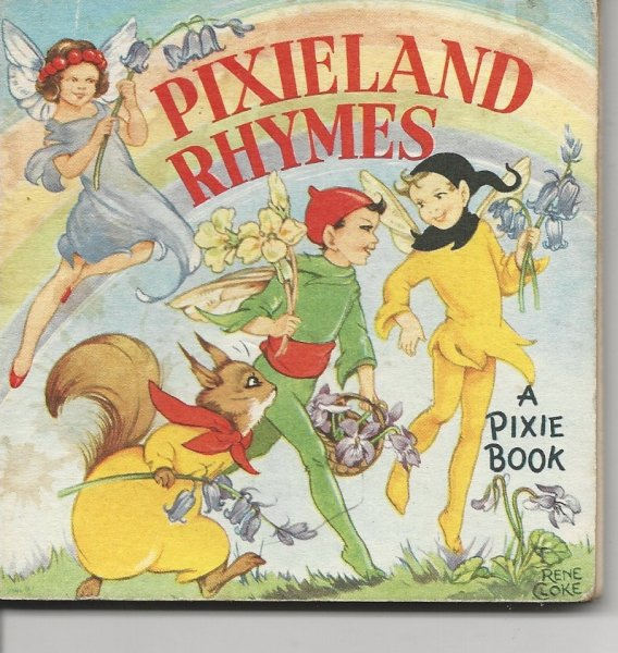 Image for Pixieland Rhymes