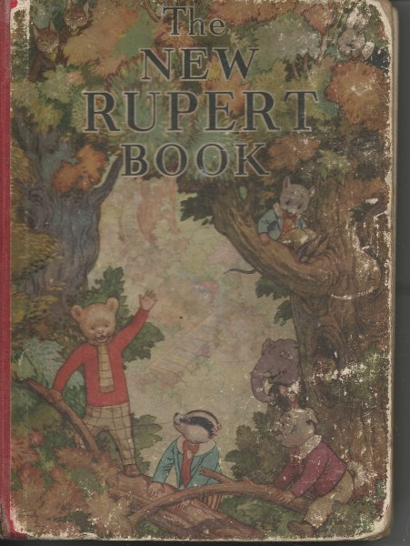 Image for The New Rupert Book 1938 - the Rupert Annual 1938