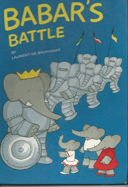 Image for Babar's Battle
