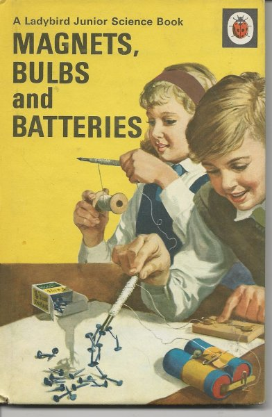 Image for Magnets, Bulbs and Batteries