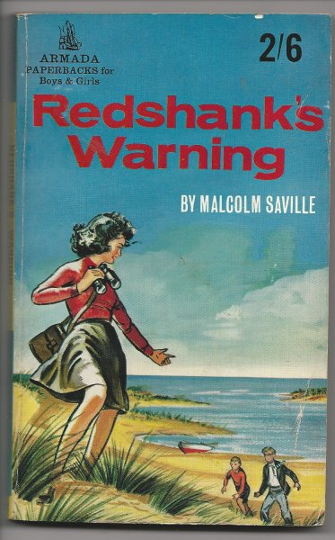 Image for Redshank's Warning