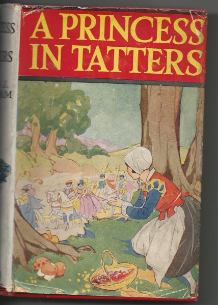 Image for A Princess in Tatters