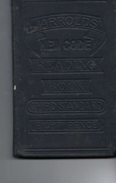 Image for Jarrolds' New Code Reading Books,  The Third Standard Adapted to the Requirements of the New Code, 1871