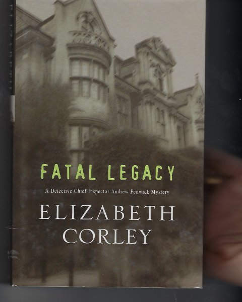 Image for Fatal Legacy