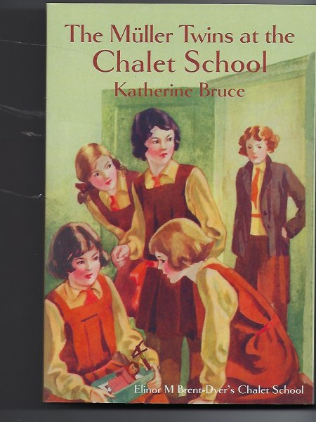 Image for The Muller Twins At the Chalet School