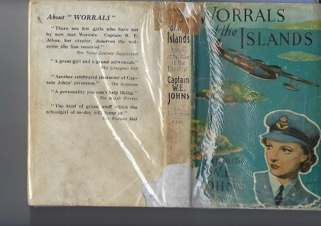Image for Worrals of the Islands A Story of the War in the Pacific