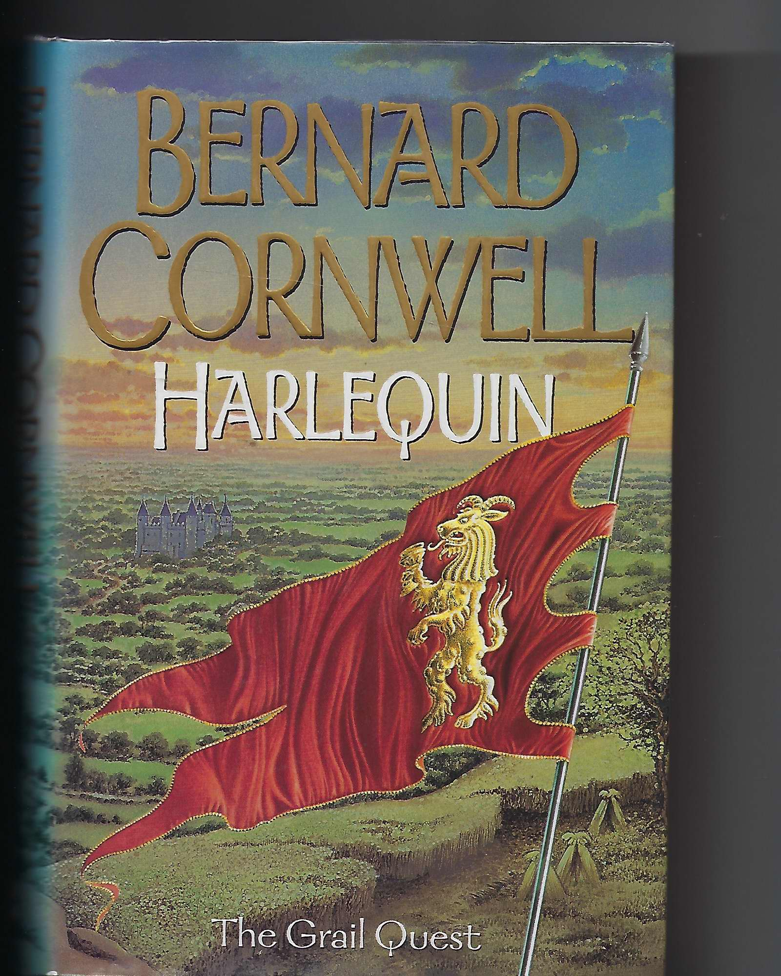 The Grail Quest   – Harlequin