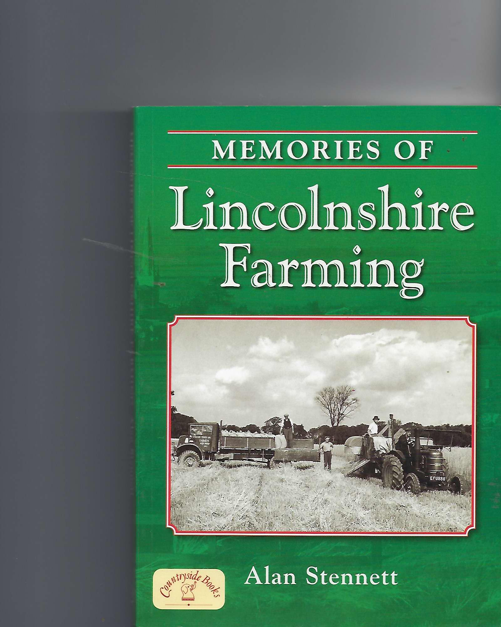 Image for Memories of Lincolnshire Farming