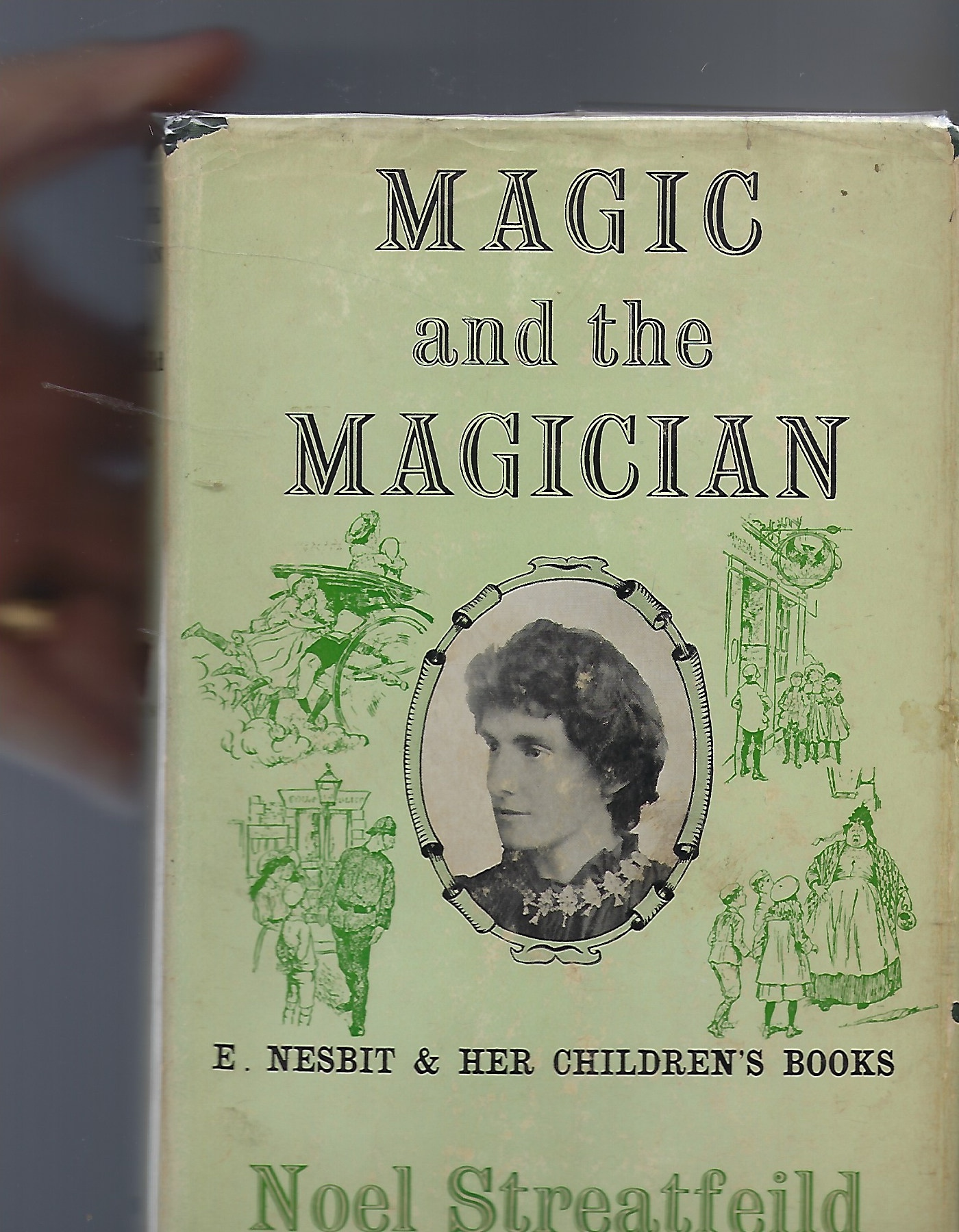 Image for Magic and the Magician E Nesbit and Her Children's Books