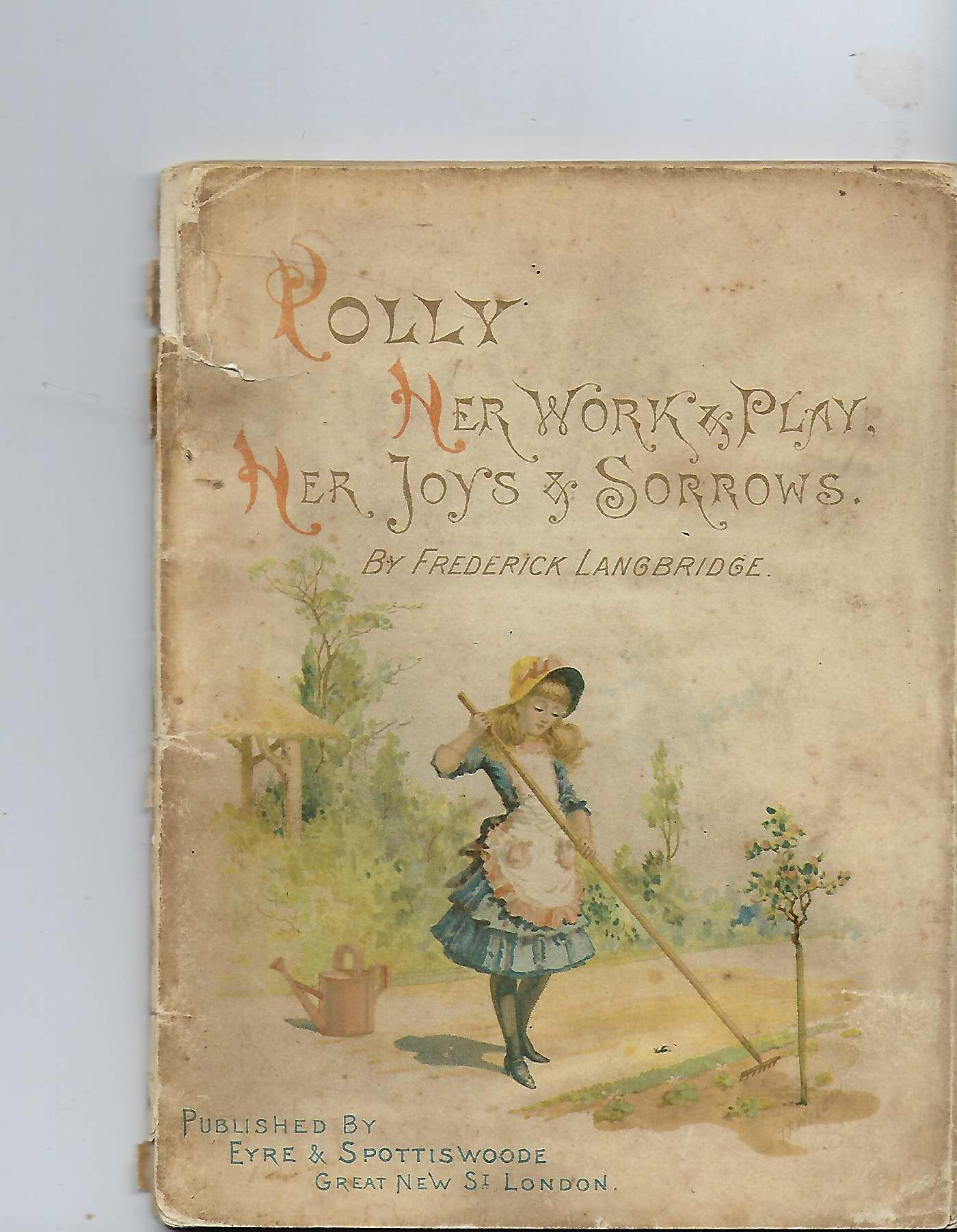 Image for Polly - Her Work & Play, Her Joys & Sorrows