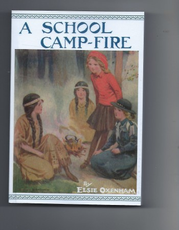 Image for A School Camp Fire