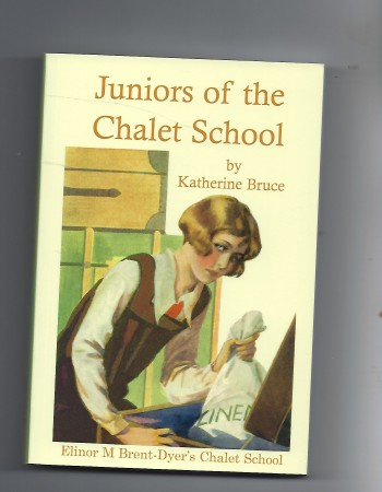 Image for Juniors of the Chalet School