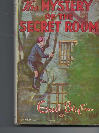 Image for The Mystery of the Secret Room Being the Third Adventure of the Five Find-Outers and Dog