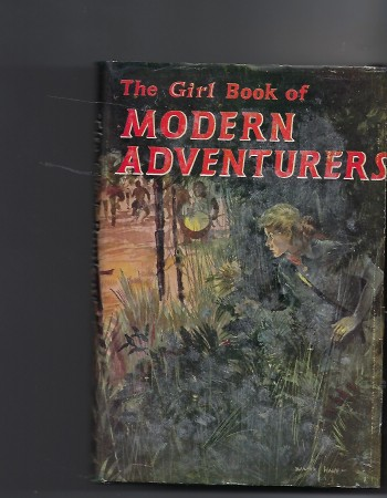 Image for The Girl Book of Modern Adventurers