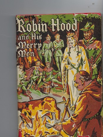 Image for Robin Hood and His Merry Men (Tales of Robin Hood)
