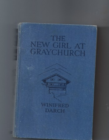 Image for The New Girl At Graychurch