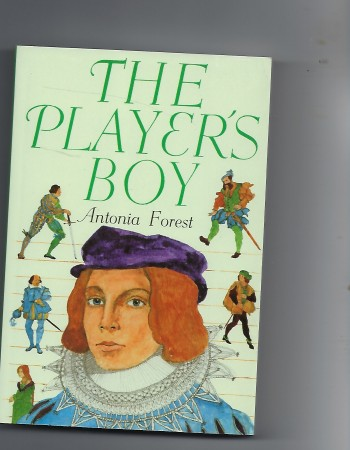 Image for The Player's Boy