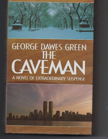 Image for The Caveman  (A Novel of Extraordinary Suspense)
