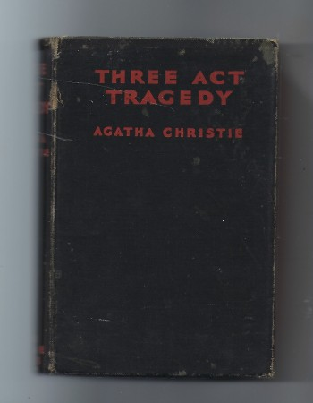 Image for Three Act Tragedy