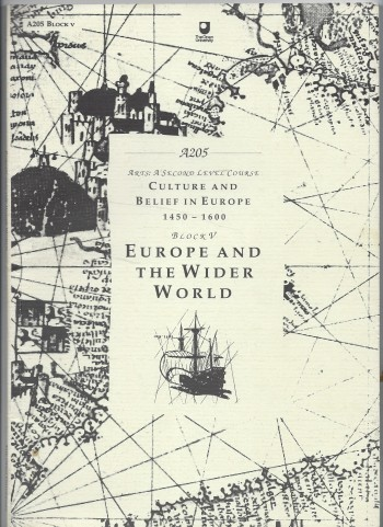 Image for Culture and Belief in Europe, 1450-1600  Europe and the Wider World Block 5