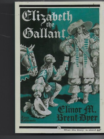 Image for Elizabeth the Gallant