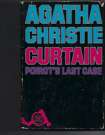 Image for Curtain - Poirot's Last Case