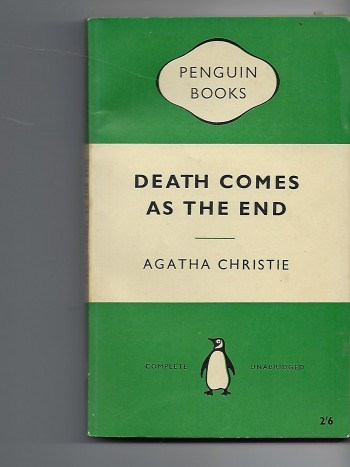 Image for Death Comes As the End