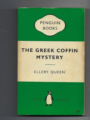 Image for The Greek Coffin Mystery