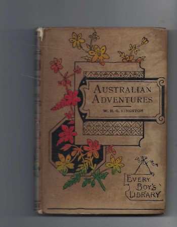 Image for Australian Adventures With 34 Illustrations