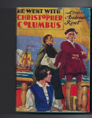 Image for He Went with Christopher Columbus