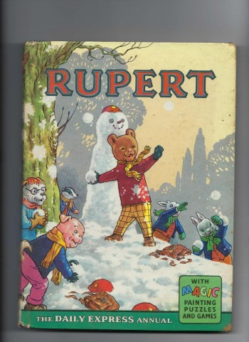 Image for Rupert Annual 1962