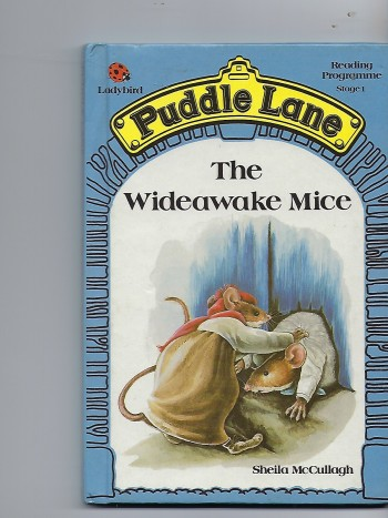 Image for Puddle Lane - Stage 1: the Wideawake Mice