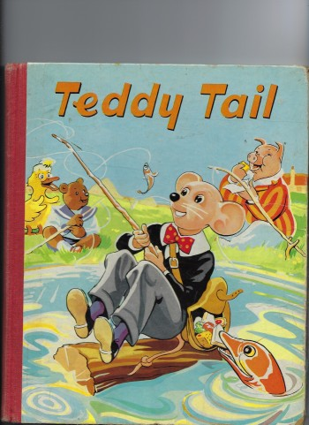 Image for Teddy Tail Picture and Story Book